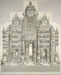 Dürer-Ehrenpforte-1515-1024